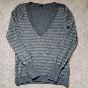 🆕️🍁Club Monaco Striped Wool Sweater